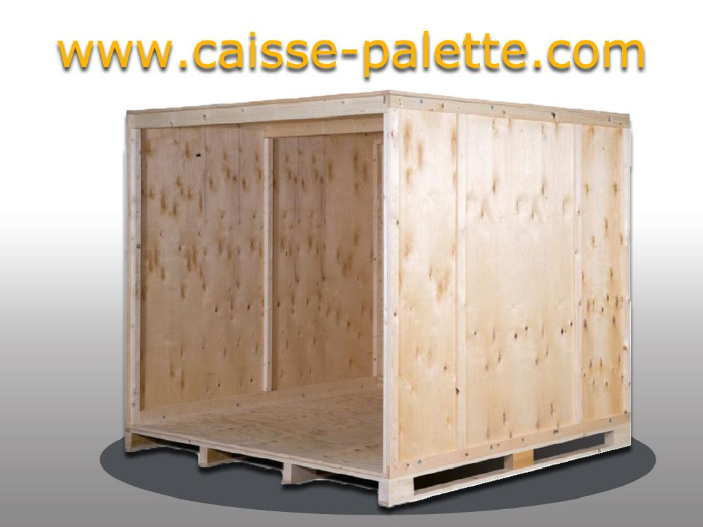 caisse palette vente de caisse palette d 39 occasion. Black Bedroom Furniture Sets. Home Design Ideas
